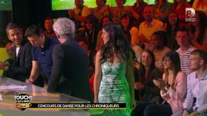 Ludivine Sagna dans Touche pas à mon Sport - 20/04/16 - 03