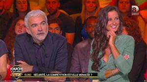 Malika Ménard dans Touche pas à mon Sport - 03/06/16 - 05