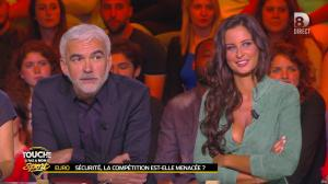 Malika Ménard dans Touche pas à mon Sport - 03/06/16 - 06