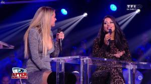 Mélanie et Ayem Nour dans Secret Story - 06/11/15 - 10