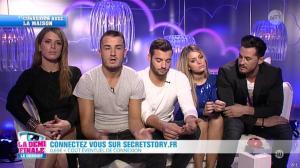 Mélanie dans Secret Story le Debrief - 09/11/15 - 01