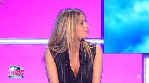 Mélanie dans Secret Story le Debrief - 11/11/15 - 05