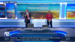 Pascale De La Tour Du Pin dans Première Edition - 02/05/16 - 01