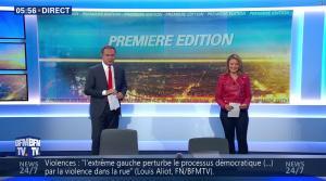 Pascale De La Tour Du Pin dans Premiere Edition - 02/05/16 - 02