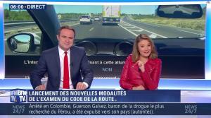 Pascale De La Tour Du Pin dans Première Edition - 02/05/16 - 05