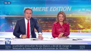 Pascale De La Tour Du Pin dans Première Edition - 02/05/16 - 07