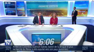 Pascale De La Tour Du Pin dans Premiere Edition - 02/05/16 - 08