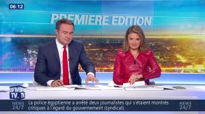 Pascale De La Tour Du Pin dans Premiere Edition - 02/05/16 - 09