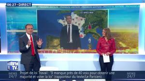 Pascale De La Tour Du Pin dans Premiere Edition - 02/05/16 - 12