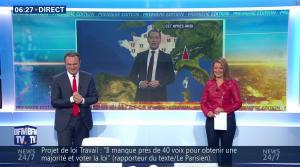 Pascale De La Tour Du Pin dans Première Edition - 02/05/16 - 13