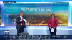 Pascale De La Tour Du Pin dans Premiere Edition - 02/05/16 - 19