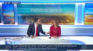 Pascale De La Tour Du Pin dans Premiere Edition - 02/05/16 - 21