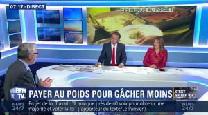 Pascale De La Tour Du Pin dans Premiere Edition - 02/05/16 - 24