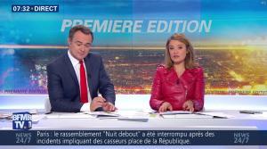 Pascale De La Tour Du Pin dans Premiere Edition - 02/05/16 - 25