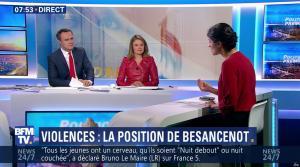 Pascale De La Tour Du Pin dans Premiere Edition - 02/05/16 - 26