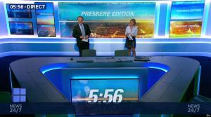 Pascale De La Tour Du Pin dans Premiere Edition - 05/05/16 - 01