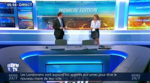 Pascale De La Tour Du Pin dans Premiere Edition - 05/05/16 - 02