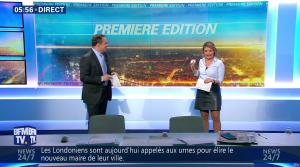 Pascale De La Tour Du Pin dans Première Edition - 05/05/16 - 03