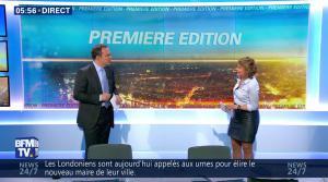 Pascale De La Tour Du Pin dans Première Edition - 05/05/16 - 04