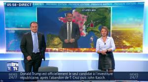 Pascale De La Tour Du Pin dans Première Edition - 05/05/16 - 11