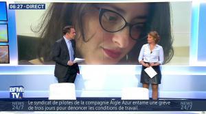 Pascale De La Tour Du Pin dans Premiere Edition - 05/05/16 - 14