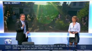 Pascale De La Tour Du Pin dans Premiere Edition - 05/05/16 - 22