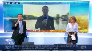 Pascale De La Tour Du Pin dans Premiere Edition - 05/05/16 - 24
