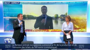 Pascale De La Tour Du Pin dans Premiere Edition - 05/05/16 - 25