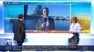 Pascale De La Tour Du Pin dans Premiere Edition - 05/05/16 - 31
