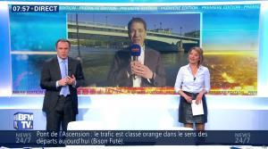Pascale De La Tour Du Pin dans Premiere Edition - 05/05/16 - 44