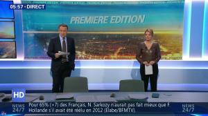 Pascale De La Tour Du Pin dans Premiere Edition - 14/04/16 - 02