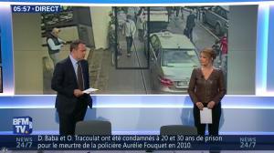 Pascale De La Tour Du Pin dans Premiere Edition - 14/04/16 - 05