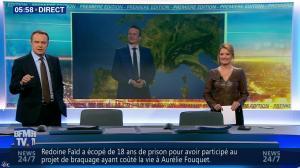 Pascale De La Tour Du Pin dans Premiere Edition - 14/04/16 - 08