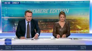 Pascale De La Tour Du Pin dans Premiere Edition - 14/04/16 - 10