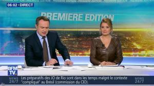 Pascale De La Tour Du Pin dans Premiere Edition - 14/04/16 - 12