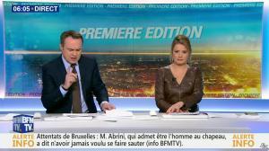 Pascale De La Tour Du Pin dans Première Edition - 14/04/16 - 13