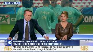 Pascale De La Tour Du Pin dans Première Edition - 14/04/16 - 14
