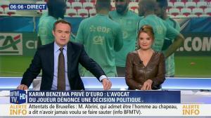 Pascale De La Tour Du Pin dans Premiere Edition - 14/04/16 - 15