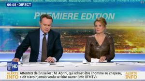 Pascale De La Tour Du Pin dans Premiere Edition - 14/04/16 - 17