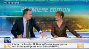 Pascale De La Tour Du Pin dans Premiere Edition - 14/04/16 - 18