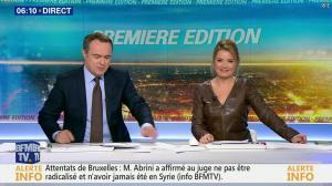 Pascale De La Tour Du Pin dans Premiere Edition - 14/04/16 - 19