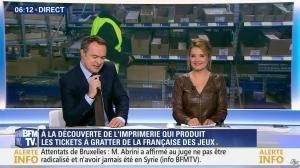 Pascale De La Tour Du Pin dans Premiere Edition - 14/04/16 - 21