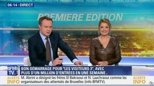 Pascale De La Tour Du Pin dans Première Edition - 14/04/16 - 22