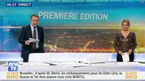 Pascale De La Tour Du Pin dans Premiere Edition - 14/04/16 - 25