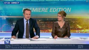 Pascale De La Tour Du Pin dans Premiere Edition - 14/04/16 - 33