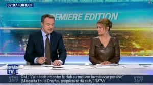 Pascale De La Tour Du Pin dans Premiere Edition - 14/04/16 - 34