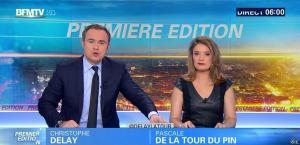 Pascale De La Tour Du Pin dans Premiere Edition - 16/03/16 - 08
