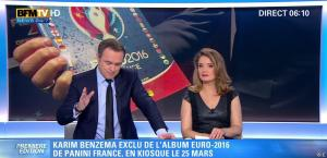 Pascale De La Tour Du Pin dans Premiere Edition - 16/03/16 - 12