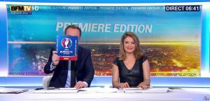 Pascale De La Tour Du Pin dans Première Edition - 16/03/16 - 17