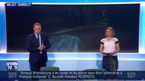 Pascale De La Tour Du Pin dans Premiere Edition - 17/05/16 - 04